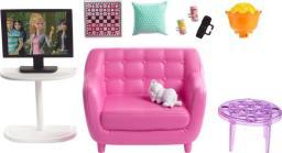 Mattel Zestaw Barbie meble 3 (FXG33/FXG36)