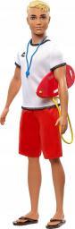Mattel Barbie.KARIERA Ken ratownik (FXP01/FXP04)