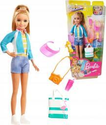 Mattel Barbie. DHA Stacie w podróży (FWV16)
