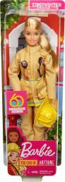 Barbie Lalka Barbie® Strażak (GFX29)