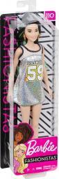 Barbie Lalka Barbie® Fashionistas® Modne przyjaciółki Brunetka (FXL50)