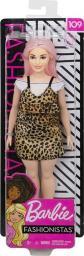 Barbie Lalka Barbie® Fashionistas® Modne Przyjaciółki Różowe włosy (FXL49)