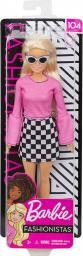 Mattel Lalka Barbie® Fashionistas® Modne przyjaciółki Blondynka  (FXL44)