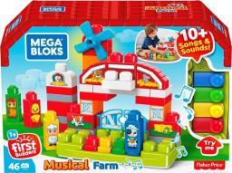 Mega Bloks Zestaw muzyczna farma (GCT50)