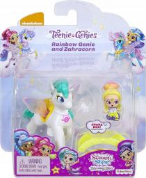 Fisher Price Zestaw Shimmer and Shine Pędzorożec i Dżin (FPV97)