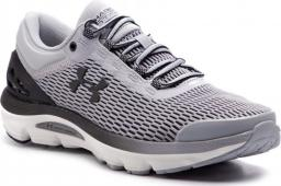 Under Armour Buty męskie Charged Intake 3 szare r. 45 (3021229-100)