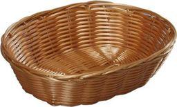 Kesper Koszyk na pieczywo owalny brązowy 21 x 17 x 6 cm