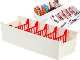 Vaistų saugojimo dėžutė su skyreliais Medbox