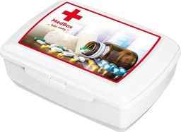 Vaistų saugojimo dėžutė su dangteliu Medbox, 1,3 L