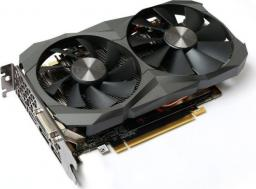 Karta graficzna Zotac GeForce GTX 1060, 6GB GDDR5X 192-bit (ZT-P10620A-10M)