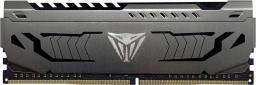 Pamięć Patriot Viper Steel, DDR4, 8 GB,3000MHz, CL16 (PVS48G300C6)