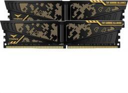 Pamięć Team Group Vulcan, DDR4, 16 GB,2400MHz, CL14 (TLTYD416G2400HC14DC01)