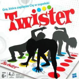 Hasbro Twister 2 wersja niemiecka