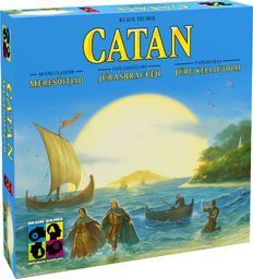 Brain Games Catan Żeglarze LT/LV/EE