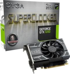 Karta graficzna EVGA GeForce GTX 1050 SC Gaming 3GB GDDR5 (03G-P4-6153-KR)