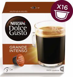 Nescafe Kava NESCAFE DOLCE GUSTO Grande Intenso, 16 kaps.
