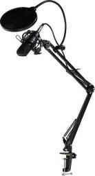 Mikrofon Tracer Zestaw Mikrofon pojemnościowy + Popfilter TRR Studio Pro
