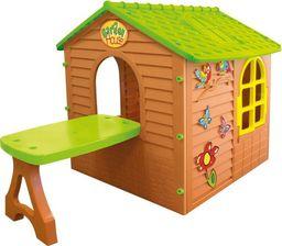 Mochtoys Domek dla dzieci 11045 brązowy