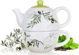 Banquet Filiżanka z czajniczkiem do herbaty