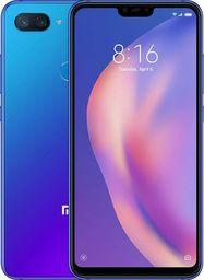 Smartfon Xiaomi Mi 8 Lite 128 GB Dual SIM Niebieski  (21123)