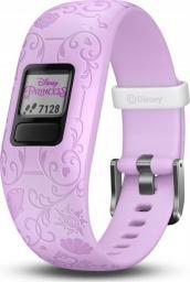 Smartband Garmin Vivofit jr. 2 Disney Princess Icons Fioletowy