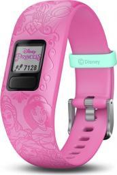 Smartband Garmin Vivofit jr. 2 Disney Princess Icons Różowy