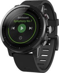 Smartwatch Xiaomi Amazfit Stratos 2 Czarny  (20917)