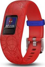 Smartband Garmin Czerwony