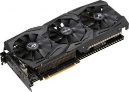 Karta graficzna Asus ROG Strix GeForce RTX 2060, 6GB GDDR6, 192-bit (ROG-STRIX-RTX2060-6G-GAMING)
