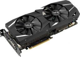 Karta graficzna Asus Dual GeForce RTX 2060 Advanced, 6GB GDDR6, 192-bit (DUAL-RTX2060-A6G)