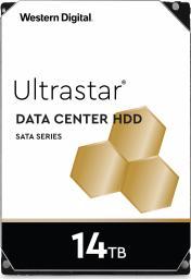 Dysk serwerowy Western Digital Ultrastar DC HC 530 14TB (0F31284)