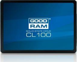 Dysk SSD GoodRam CL100 480GB  SATA3 (2,5-SSDPR-CL100-480-G2)