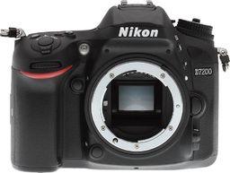 Lustrzanka Nikon Nikon D7200 Body