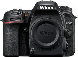Lustrzanka Nikon D7500