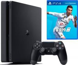 Sony Playstation 4 Slim 1TB + FIFA 19