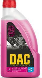 """DAC Antifrizas """"DAC G12 OAT Long life"""" -40C"""