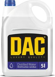 DAC Woda destylowana DAC 5l