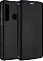 Etui Book Magnetic Samsung A750 A7 2018 czarny/black