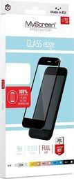 MyScreen Protector MS Lite Glass Edge FG iPhone 7/8 Plus czarny/black Full Glue