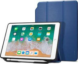 Etui do tabletu Spigen Smart Fold 2 niebieskie iPad 9.7 2017/2018