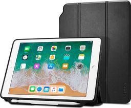 Etui do tabletu Spigen Smart Fold 2 czarne iPad 9.7 2017/2018