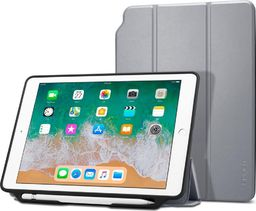 Etui do tabletu Spigen Smart Fold 2 szare iPad 9.7 2017/2018