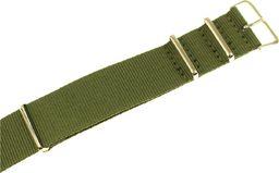 Tekla Nylonowy pasek do zegarka 24 mm Tekla N9.24 Nato uniwersalny