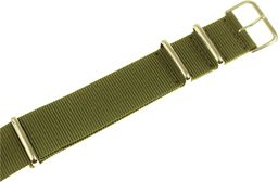 Tekla Nylonowy pasek do zegarka 22 mm Tekla N9.22 Nato uniwersalny