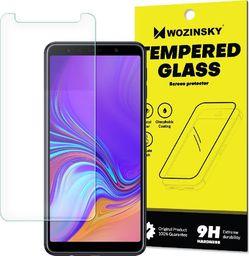 Wozinsky Wozinsky Tempered Glass szkło hartowane 9H Samsung Galaxy A7 2018 A750 (opakowanie – koperta) uniwersalny