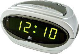 Xonix Budzik sieciowy LED Xonix 0618 Green