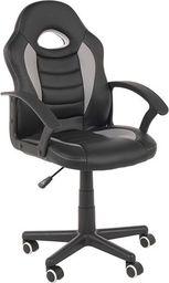 IMAGGIO Fotel biurowy GT SPORT czarno - szary universal