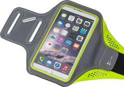 Hurtel Armband do biegania opaska na ramię Samsung iPhone LG HTC Huawei L 5.5 cala zielona uniwersalny