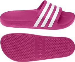 Adidas Klapki damskie Adilette Aqua różowe r. 43 (F35536)