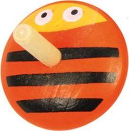 BigJigs Kolorowy bączek drewniany dla dzieci uniw